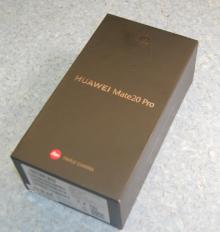 Экспертиза качества смартфона HUAWEI Mate 20 Pro