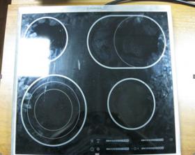 Экспертиза варочной панели Electrolux EHS60210X после восстановительного ремонта