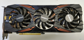 Экспертиза видеокарты nVidia GeForce GTX1070 Gigabyte WindForce 3X PCI-E 8192Mb (GV-N1070G1 GAMING-8GD)