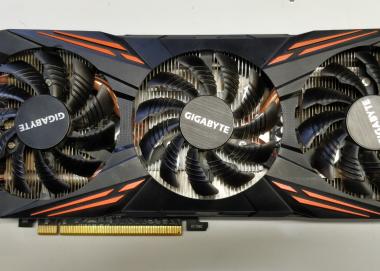 Экспертиза видеокарты nVidia GeForce GTX1070 Gigabyte WindForce 3X PCI-E 8192Mb (GV-N1070G1 GAMING-8GD)