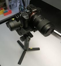 Потребительская судебная экспертиза ручного стабилизатора MOZA Air 2 для фото аппарата