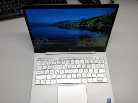 Выявление неисправности во время работы ноутбука Xiaomi