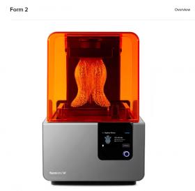 Потребительская экспертиза 3d принтера FormLabs Form2 после не качественного ремонта