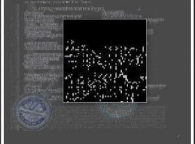 Экспертиза содержимого электронного файла на предмет модификации