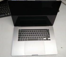 Выявление наличия модификации в Apple MacBook Pro