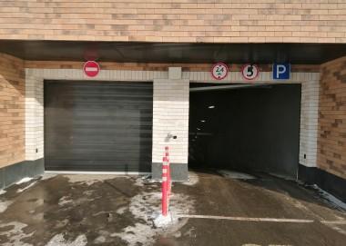 Экспертиза повреждений при эксплуатации промышленных DoorHan серии ISD01 Parking