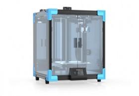 Проверка качества печати 3D принтера Creality Ender 6, выявление дефектов, повреждений