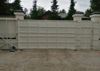 Судебная экспертиза по выявлению дефектов и повреждений в откатных воротах