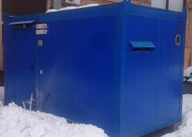 Установление причин пожара из-за возгорания аккумуляторов в ИБПС подстанции